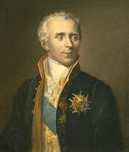 Pierre-Simon Laplace. Engraving: James Posselwhite.